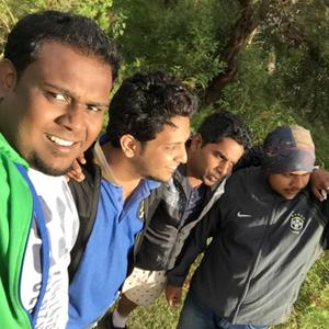 Shone Kuriakose Varayannoor Travel Blogger