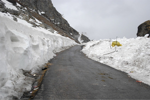 Discover Leh via Rohtang La on wheels