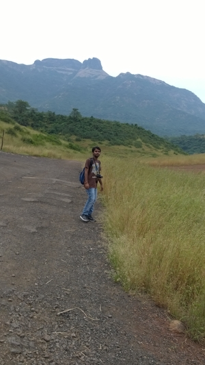 Chirag Maru Travel Blogger