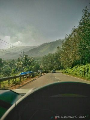 Roadtrip to Mercara (Madikeri)