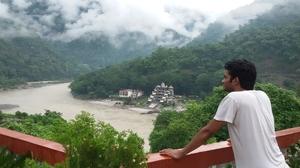 Nimesh Kumar Travel Blogger