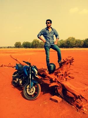 vijethgowda k Travel Blogger