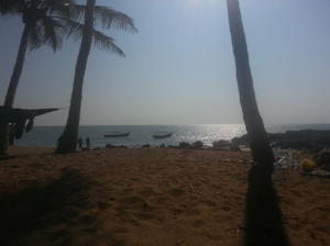 My First Solo Trip to Gokarna