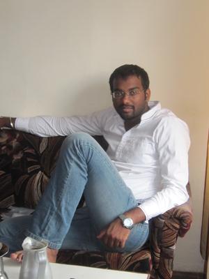 Sanjay Chaudhry Travel Blogger