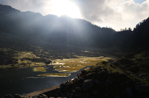 Into the Dhauladhars: Trek to Kareri Lake