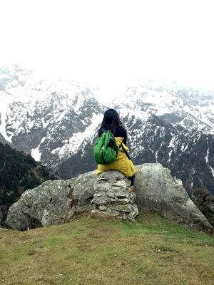 aakanksha  Travel Blogger