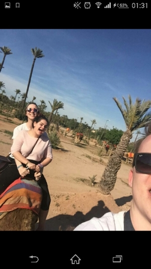Schooltrip to Morocco!
