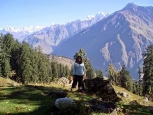 On top of the world - Trek to Kuari Pass