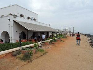 Cote d'Azur of East: Pondicherry