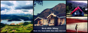 Red Hills Retreat: Weekend Getaways near Bangalore