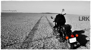 Exploring Rann of Kutch & Little Rann of Kutch on Motorbike