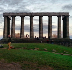 A Daytrip in Edinburgh