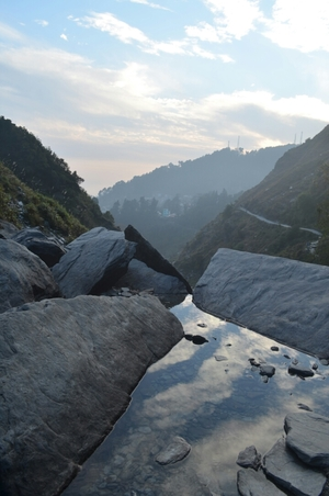 Dharamkot... A place for a wanderer...
