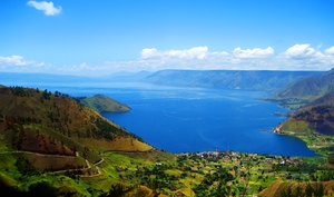Lake Toba: Southeast Asia's Largest Lake