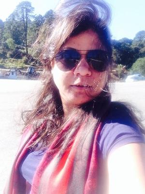Aabha Dongre Travel Blogger
