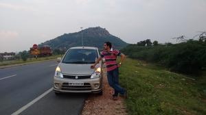 gajanan Travel Blogger