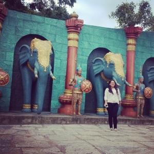 In the land of Thalaivas and Periyathalas!!!! #Chennai #Pondy