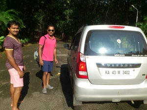 Travel to Western Ghats