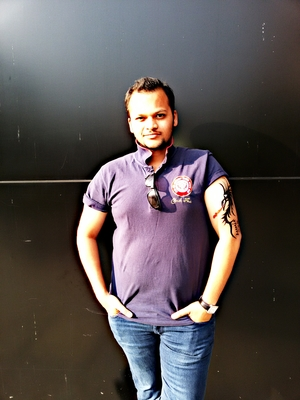 Jayesh Sonar Travel Blogger