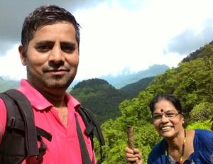 rupesh v. Vanarse Travel Blogger