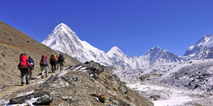 Everest Base Camp Trek : Lifetime adventure trip
