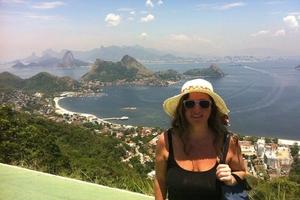 Rio de Janeiro, the centre of the universe