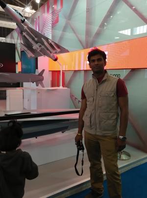 Prashanth C Travel Blogger
