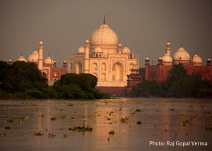 Tryst with Taj Mahal