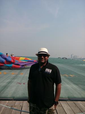Sandipani Manjrekar  Travel Blogger