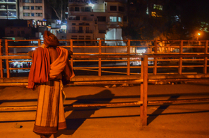 Haridwar and Rishikesh: Four days with a backpack and a D51.
