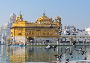 A weekend trip to Amritsar, Punjab.