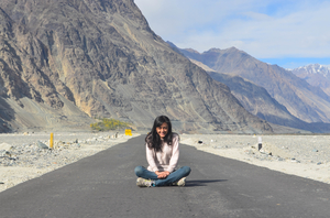 Anali Baruah Travel Blogger