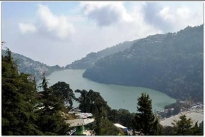 Nainital: A Paradise of Hills and Lakes