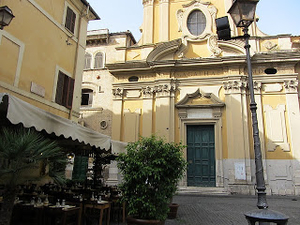 Trastevere, Italy: Not all roads lead to Rome