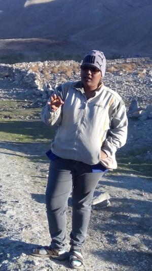 Pooja Maurya Travel Blogger