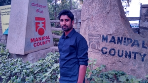 Shivaraj N Gowda Travel Blogger
