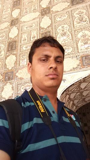 Rituraj Singh Bisht Travel Blogger