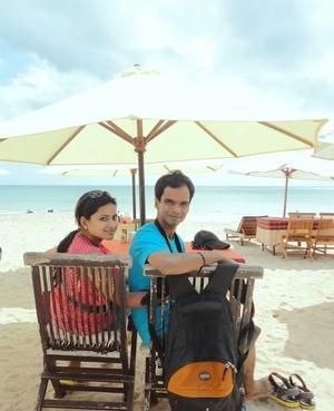 Srijita Kundu Travel Blogger