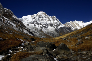 Annapurna Base Camp Challenge (2015)