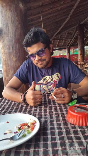 Vidya Kant Mishra Travel Blogger