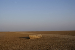 The long drive to the Little Rann of Kutch