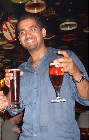 Akshat Harbola Travel Blogger