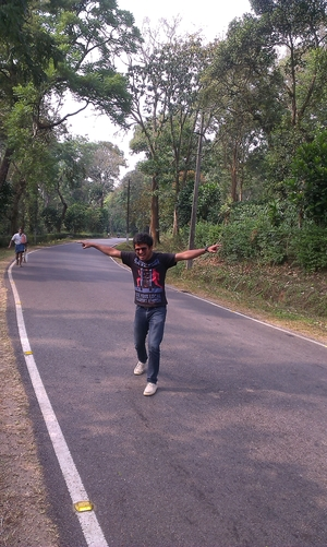Suraj Uthappa Travel Blogger