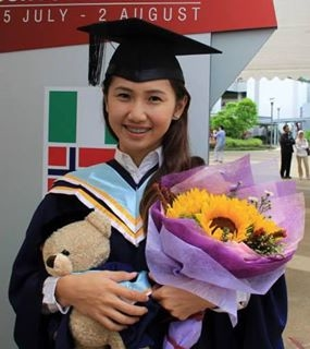 Kangli Chen Travel Blogger
