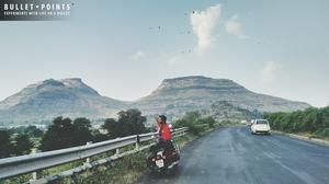 Bullet Points - Part II (Mumbai to Mizoram) - Around Trimbak & Nasik