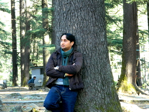 Amit Sarma Travel Blogger