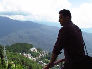 Sandeep Shanbhag Travel Blogger