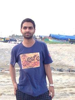 Shyam Ramachandran Travel Blogger