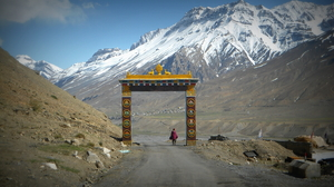 The Lonely Wanderer In Spiti Valley -Part 2