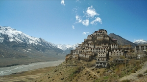 The Lonely Wanderer In Spiti Valley -Part 1